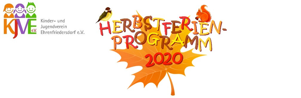 Herbstferienprogramm 2020